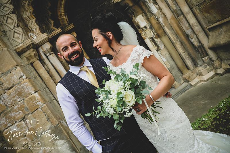 Lindsay Ellis Wedding.Wedding Photographer In North Lincolnshire Wedding Stationery Design