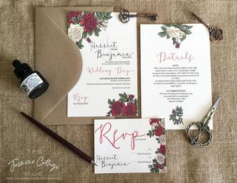 UK wedding stationery